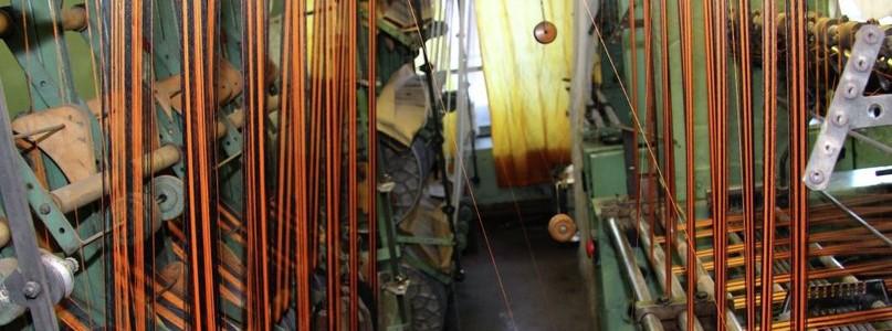 Производство Георгиевской ленты